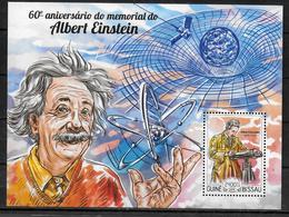 GUINEE BISSAU  BF1044  * *  ( Cote 14e ) Abert Einstein Nobel Physique - Albert Einstein