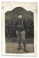 Dieppe 1915     *   (carte-photo)  Soldat 2° Classe     (Armée - Leger - Militair) - Uniformes