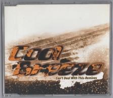CD 6 TITRES COOL BREEZE CAN'T DEAL WITH THIS REMIXES TRèS BON ETAT & RARE LABEL DORADO - Dance, Techno & House