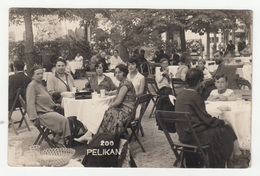 Women At Tables Two Photos (Pelikan) B200215 - Anonymous Persons