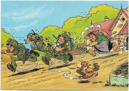 Militair Humoristique    * (CPM)  Dessin Jean-Pol - Humor