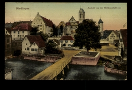 Riedlingen, Teilansicht - Deutschland