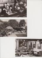 Lot 9 CPSM - Chez MELANIE - 29 RIEC Sur BELON - Toutes Scannées - Autres Communes
