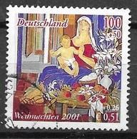 Germany/Bund Mi. Nr.: 2226 Gestempelt (brg222) - Usati