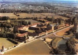 Environs De DOMPIERRE SUR BESBRE Abbaye De SEPT FONS Vue Aerienne 19(scan Recto-verso) MA1601 - Autres Communes