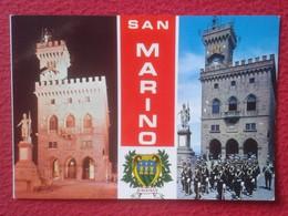 POSTAL POST CARD REPPUBLICA DE DI S. SAN MARINO REPÚBLICA LIBERTAS DIVERSAS VISTAS, VER FOTO Y DESCRIPCIÓN CARTE POSTALE - San Marino