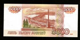 * Russia 5000 Rubles 1997 ! UNC ! - Russia