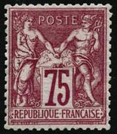 ** N°71 75c Carmin - TB - 1876-1878 Sage (Type I)