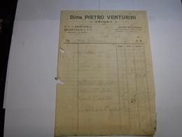 ANCONA -- DITTA PIETRO VENTURINI -- OREFICERIA - Italië