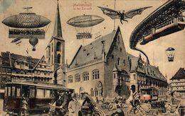 Halberstadt In Der Zukunft. Alemania Germany Deutschland Allemagne - Alemania