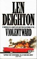 Len Deighton: Violent Ward (Harper Collins 1994) - Bücher, Zeitschriften, Comics