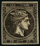 (*) N°39 30l Brun Foncé - TB - Grèce