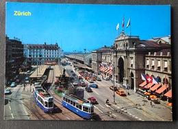 Zürich Bahnhofplatz/ Hauptbahnhof Tram - ZH Zurich