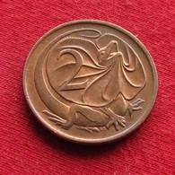 Australia 2 Cents 1982 KM# 63  Australie Australien - Australie