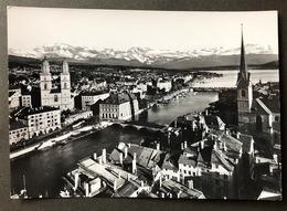 Zürich Mit Glarneralpen - ZH Zurich