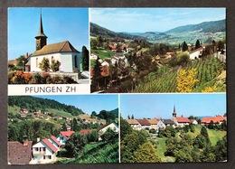 Pfungen ZH Mehrbildkarte - ZH Zurich