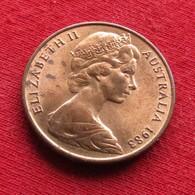 Australia 2 Cents 1983 KM# 63  Australie Australien - Australie