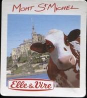 MAGNET ELLE & VIRE MONT ST MICHEL - Magnets