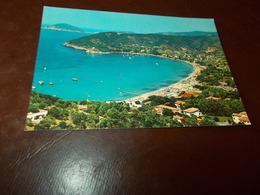 B760  Procchio Isola D'elba Veduta Aerea Viaggiata - Italia
