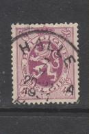 COB 284 Oblitération Centrale HALLE - 1929-1937 Heraldischer Löwe