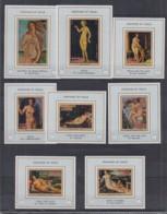 G22. Ajman - MNH - Art - Painting - Various Painters - Deluxe - Imperf - Art