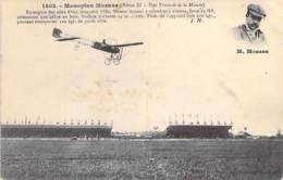 AVIATION Avion MILITARIA (entre 2 Guerres 1919-38) Monoplan MORANE ( Blériot XI Type Traversée De La Manche ) CPA - 1919-1938: Entre Guerres