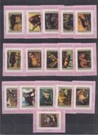 J22. Umm Al Qiwain - MNH - Nature - Fauna - Wild Animals - Deluxe - Imperf - Briefmarken