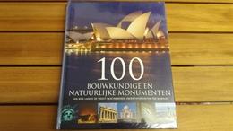 100 Bouwkundige En Natuurlijke Monumenten - Libros, Revistas, Cómics