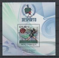 D744. Mozambique - MNH - 2010 - Sport - Table Tennis - Bl - Stamps