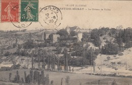LABASTIDE-MURAT Environs (Lot): Le Château De Vaillac - France