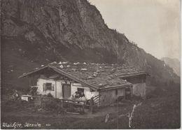 Österreich - Walchsee Ottenalm Priv. Sw-Fotokarte Gelaufen 1930 - Österreich