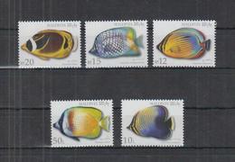 R963. Maldives - MNH - Nature - Marine Life - Fishes - Plants