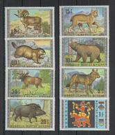 T744. Mongolia - MNH - Nature - Animals - Altri
