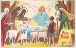 2110 - BUON NATALE - PRESEPE - Cristianesimo