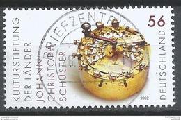 Germany/Bund Mi. Nr.: 2243 Vollstempel (brv222) - Usati