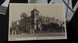 CPA - Sevilla - Andalucia Palace - Spagna