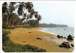 1 AK Kamerun Cameroun * Der Strand Von KRIBI * - Kamerun