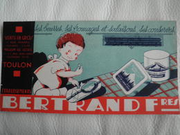 BUVARD  BERTRAND Fres - TOULON - Alimentaire