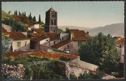 2188 Moustiers-Sainte-Maie - Clocher Roman - Francia