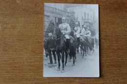 Photo Militaire Garde Du Kaiser Casque Avec Aigle - War, Military