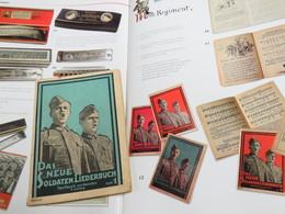 LIVRET DE CHANTS DES SOLDATS ALLEMANDS 2GM !!! - 1939-45