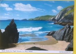 (3090) Kerry - Blasket Islands From Dingle Peninsula - Kerry