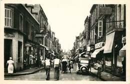 PAS DE CALAIS  BERCK PLAGE Rue Carnot ( Cpsm) - Berck