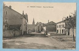 TH0554  CPA   THAON-les-VOSGES - Rue Du Marché    +++++++ - Thaon Les Vosges