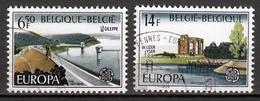 Belgie  Europa Cept 1977 Gestempeld  Fine Used - 1977
