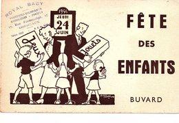 BUVARD FÊTE DES ENFANTS Jouets, Mobiliers - Enfants