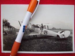 FOTOGRAFIA AEREO HENMOT 80 ? Con Giovane Balilla - Aviation