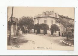 ERBALUNGA (  BRANDO (CAP CORSE))  133 (ATTELAGE DE CHEVAUX) - Francia