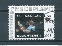 Netherlands Persoonlijke Postzegel,50 Jaar Gas Slochteren Used/gebruikt/oblitere - Pays-Bas