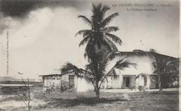 CONAKRY   GUINEE FRANCAISE    Le Château Tremblant    PLAN  RARE - Guinée Française